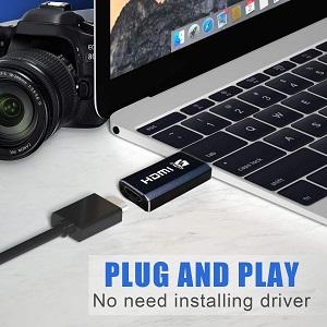 Why an HDMI USB 3.0 Video capture card?